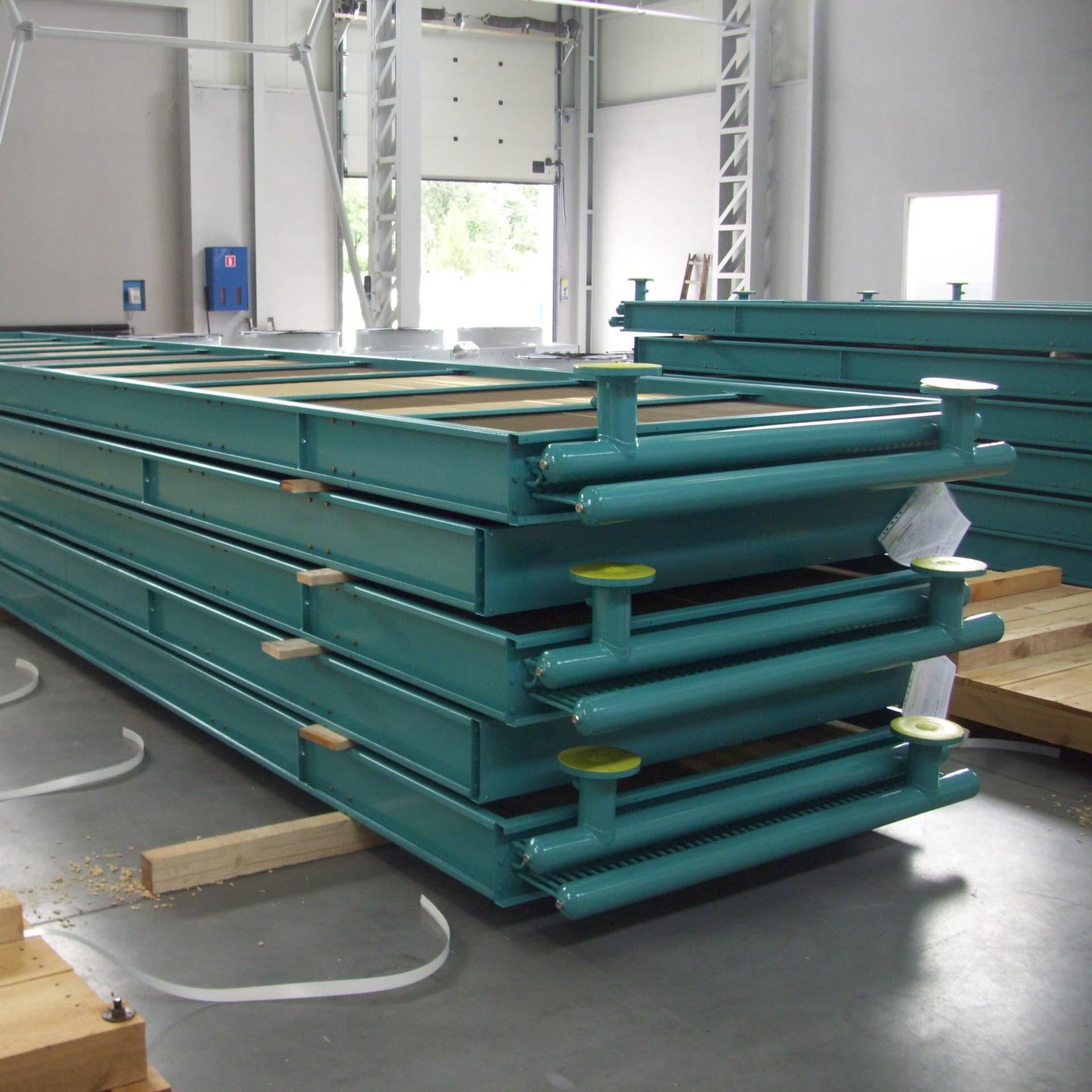 Industrielle Wärmetechnik nach  ISO 9001 | KTA 1401