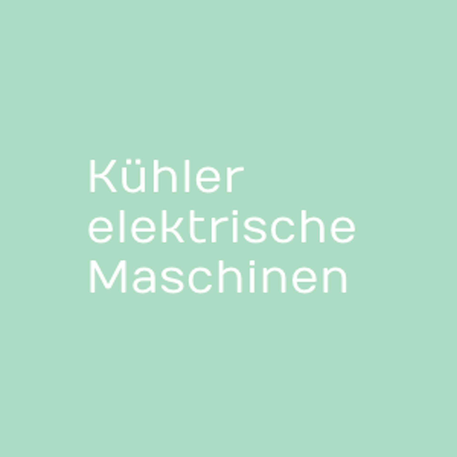 GWA_Kuehlung_von_elektrischen_Maschinen_Gesellschaft_fuer_Waerme_und_Anlagentechnik_monochrom
